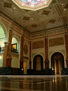 Patent Office, Great Hall, 2006