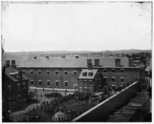 Washington Penitentiary, 1865